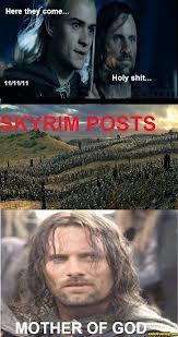 Skyrim Posts