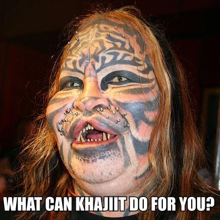 Real life Khajiit