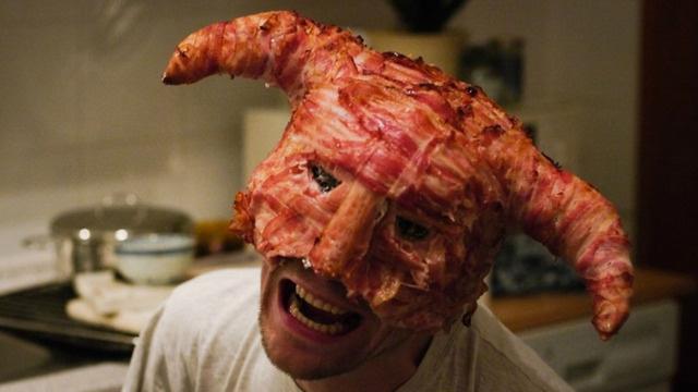 Bacon Helmet
