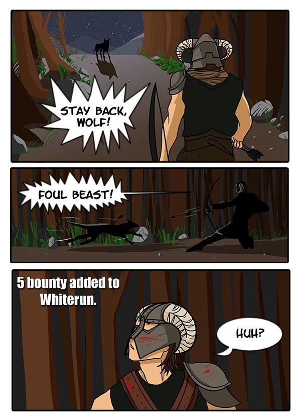 Foul Beast!