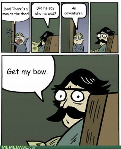 Get My Bow