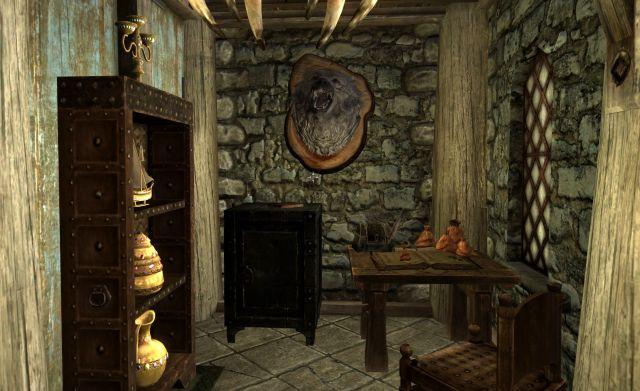 Breezehome Secret Room Office