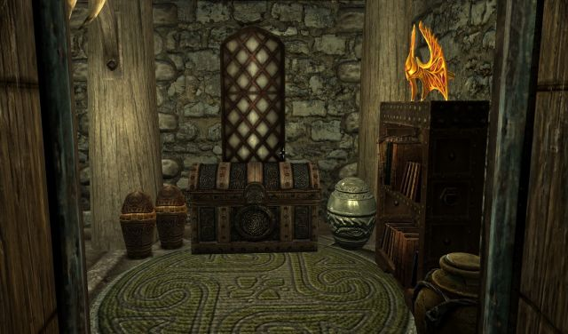 Breezehome Secret Room Entry