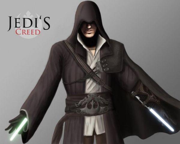 Jedi Creed