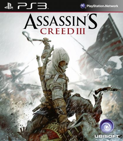 Assassins Creed 3 Cover