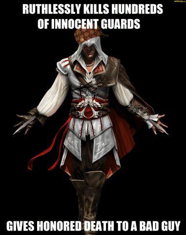 Scumbag Ezio