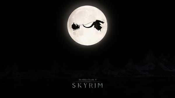 A Skyrim  Christmas