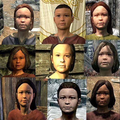 Children Of Skyrim