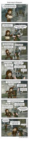 Skyrim Guards