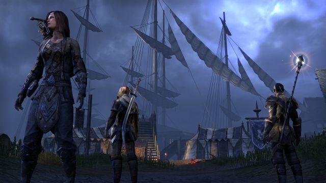 The Ships Of Aldcroft