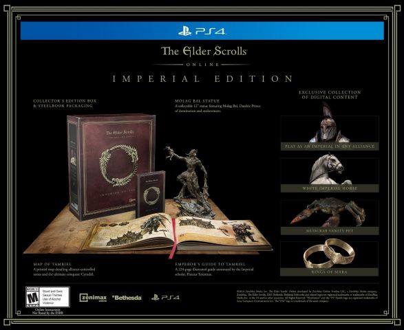 The Elder Scrolls Online: Imperial Edition