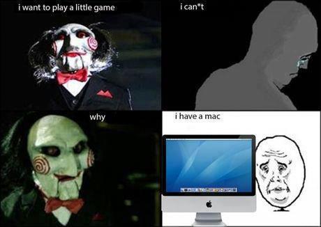 Macs and Games