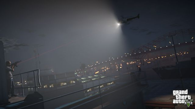 Helicopter Light