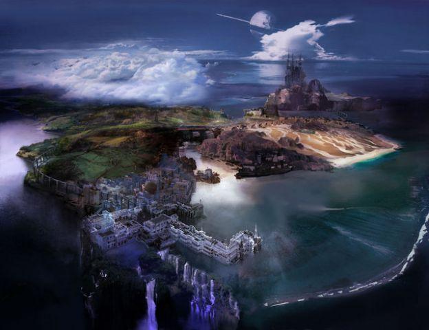 Final Fantasy XIII-3 Art